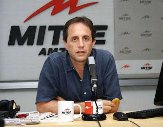 Ernesto Tenembaum en Radio Mitre, Grupo Clarín